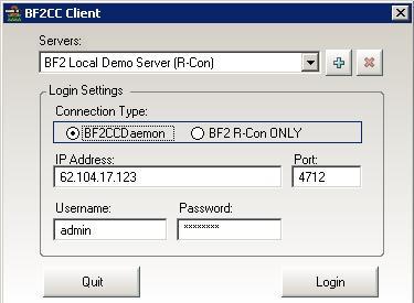 4Netplayers Support F A Q  - Wie logge ich mich mit BF2CC/BF2142CC ein ?